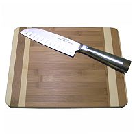Oneida 2-pc. Cutting Board & Knife Set