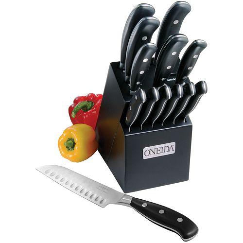 Oneida 14-pc. Triple Riveted Cutlery Set