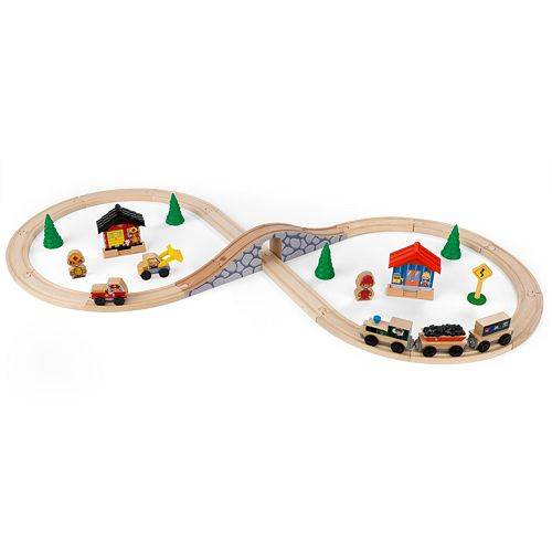 kidkraft train set instructions