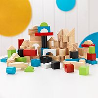 KidKraft 100-pc. Wooden Block Set