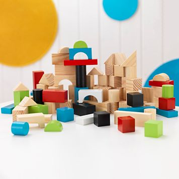 KidKraft 100-pc. Wooden Block Set