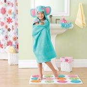 Jumping Beans Elephant Bath Wrap