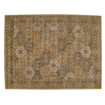 India House Floral Rug - 3'6'' x 5'6''