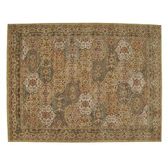 India House Floral Rug - 8' x 10'6''