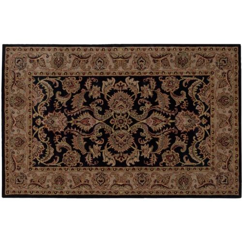 India House Floral Rug – 5′ x 8′