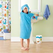 Jumping Beans Shark Bath Wrap