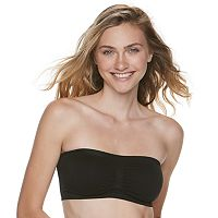 Juniors' Saint Eve Bra: Bandeau Bra