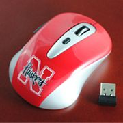 Wild Sales Nebraska Cornhuskers Wireless Mouse