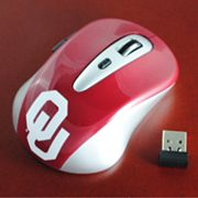 Wild Sales Oklahoma Sooners Wireless Mouse