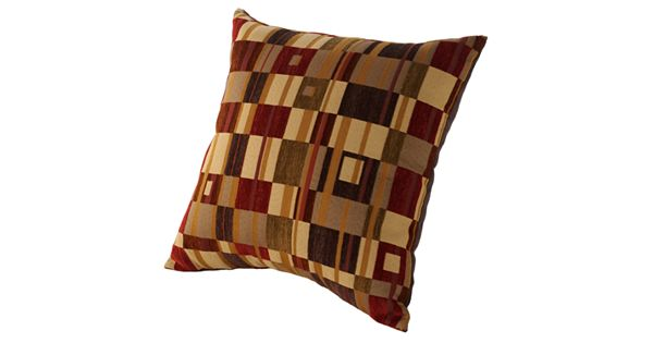 Merrifield geometric decorative pillow - What is a throw pillow ...