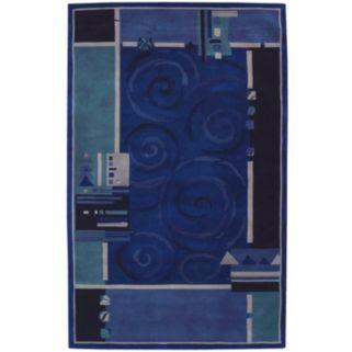 Dimensions Geometric Rug - 5' x 8'