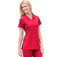 Women's Jockey Scrubs Wrinkle-Free Top