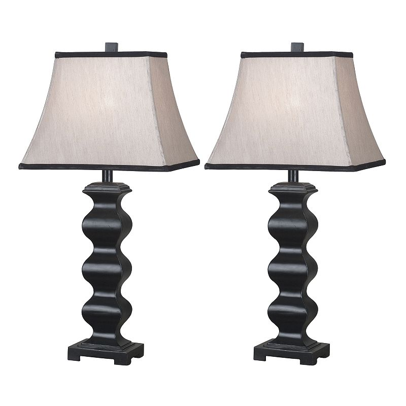 Steppe 2 Pk Table Lamps