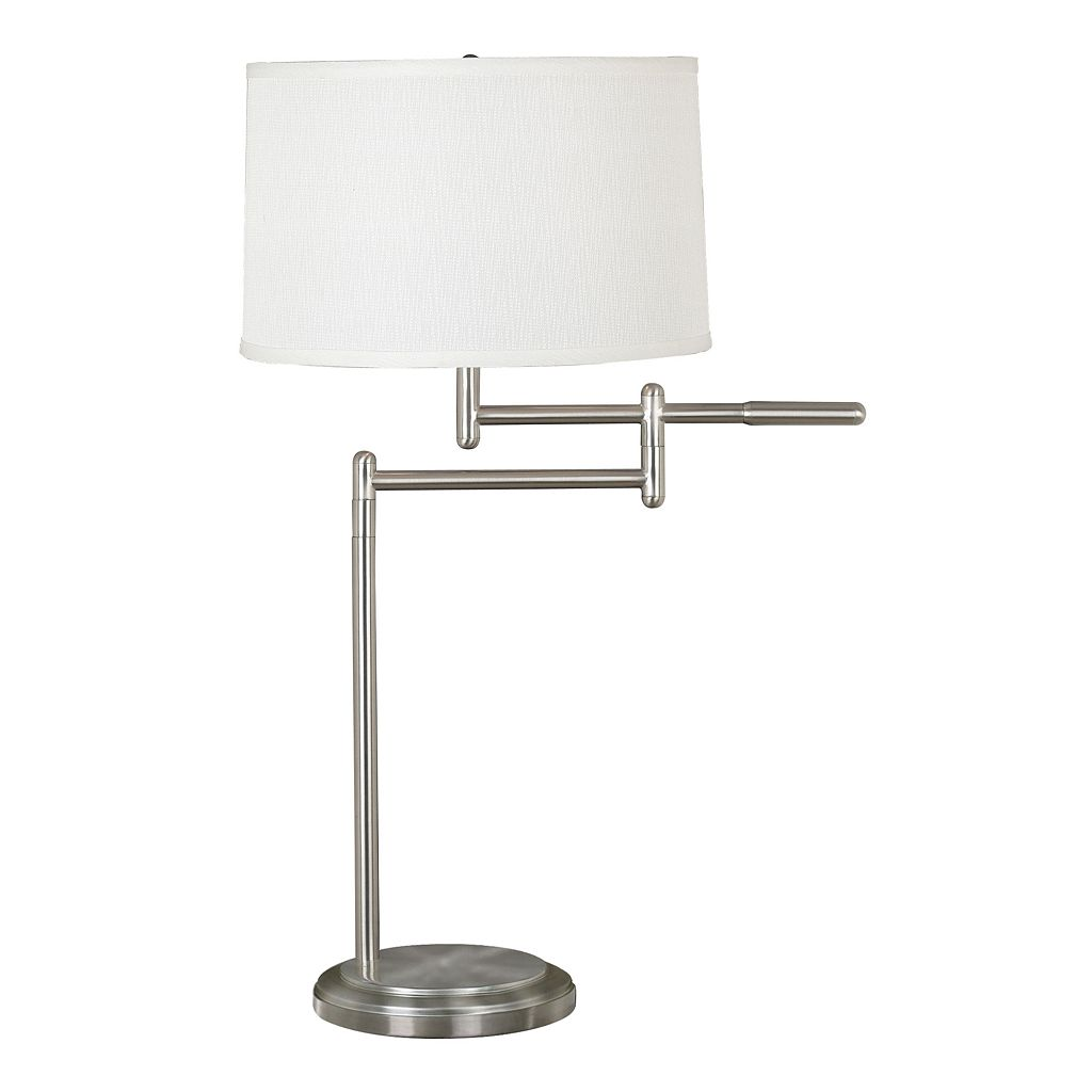 Theta Swing-Arm Table Lamp