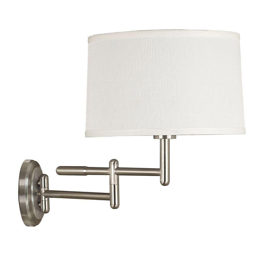 Theta Swing-Arm Wall Lamp