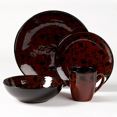 Tabletops Gallery York 16-pc. Dinnerware Set