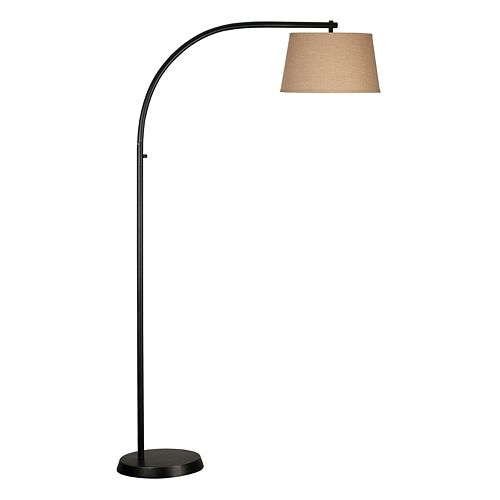 Sweep Swing-Arm Floor Lamp