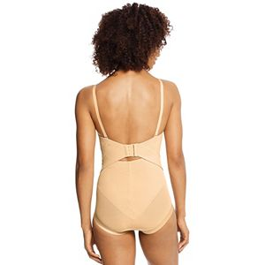 Maidenform Shapewear Easy-Up Strapless Body Shaper 1256 - Women's