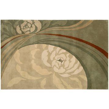 Dimensions Floral Rug - 5' x 8'
