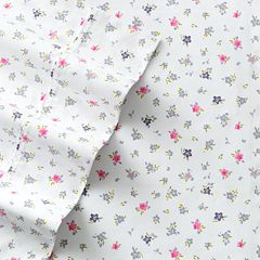 The One Fl Percale Sheet Set Xl Twin