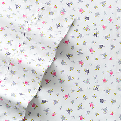 The Big One® Floral Percale Sheet Set - XL Twin