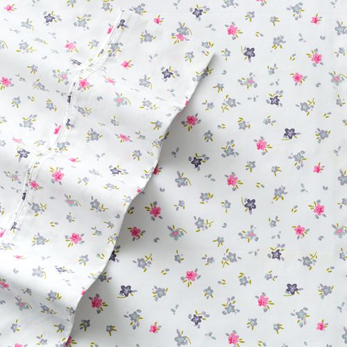 The Big One® Floral Percale Sheet Set   XL Twin