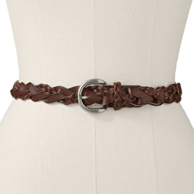 Relic Braided Belt