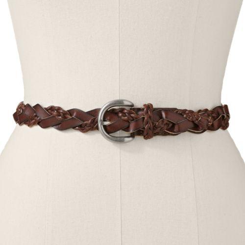 Relic Braided Belt