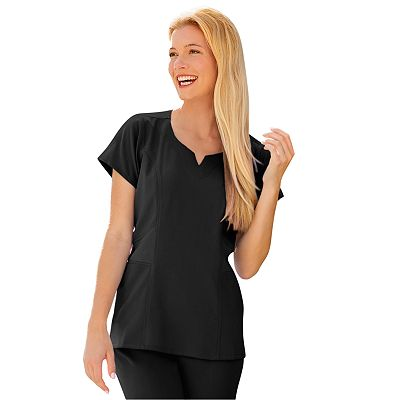 Jockey Scrubs Princess-Seam Top