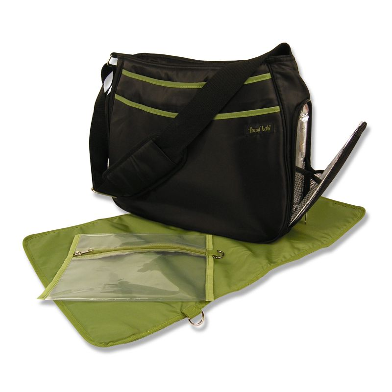 Trend Lab Diaper Bag, Green