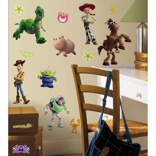 Disney / Pixar Toy Story 3 Wall Stickers