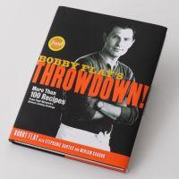 """Bobby Flay's Throwdown!"" Cookbook"