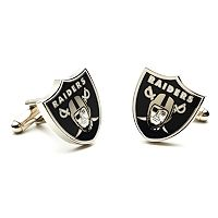 Oakland Raiders Cuff Links