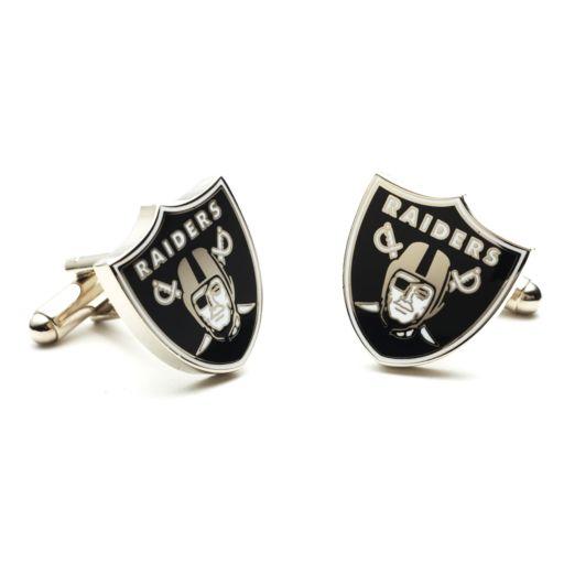 Oakland Raiders Cuff Links