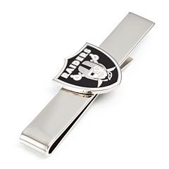 Oakland Raiders Tie Bar