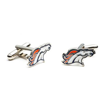 Denver Broncos Cuff Links