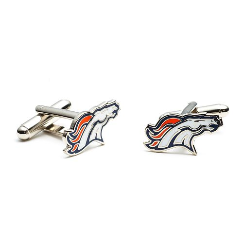 Denver Broncos Cuff Links