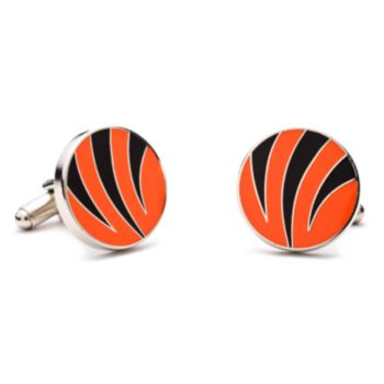 Cincinnati Bengals Cuff Links