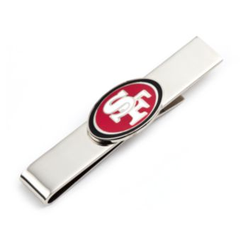 San Francisco 49ers Tie Bar