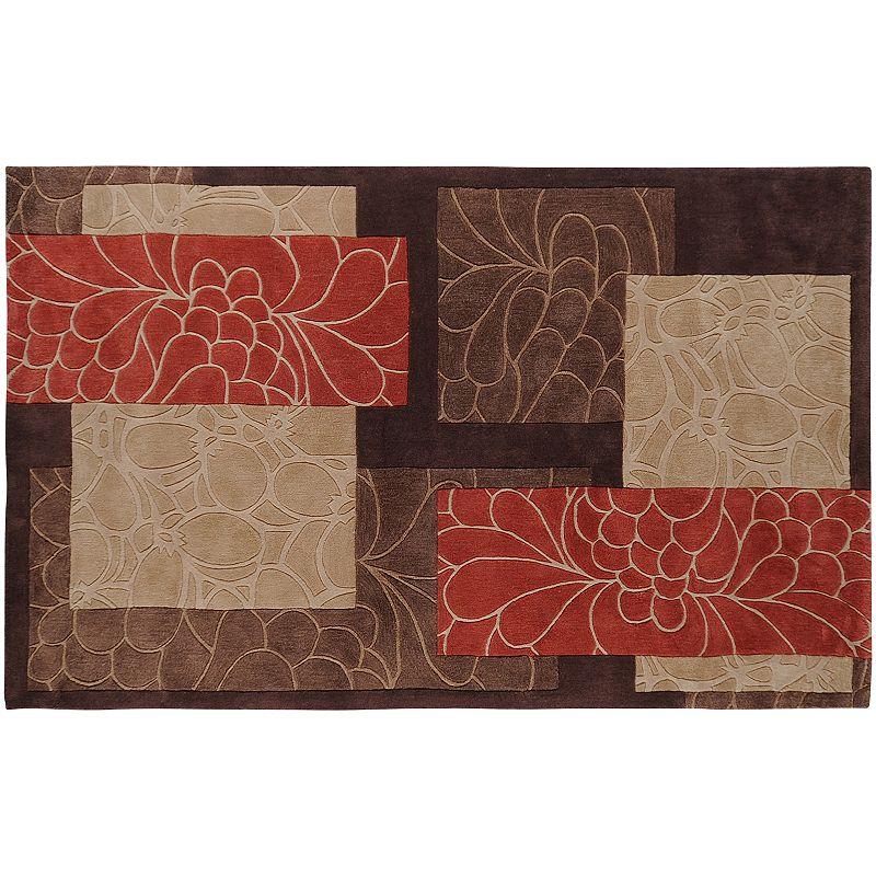 Surya Cosmopolitan Floral Rug - 5' x 8'