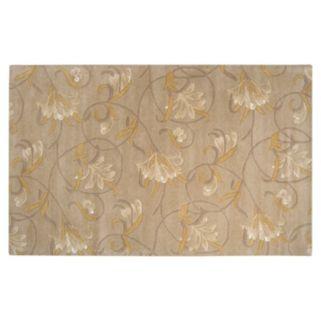 Surya Goa Floral Rug - 24'' x 36''