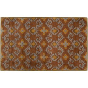 Surya Sea Scroll Rug - 24'' x 36''