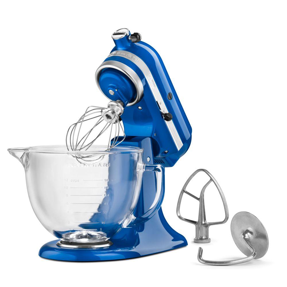 Kitchenaid Artisan Design Series 5 Qt Stand Mixer ksm155gb artisan design series 5-qt. stand mixer