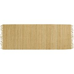 Surya Jute Natural Rug Runner - 30'' x 96''