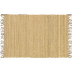 Surya Jute Natural Rug - 4' x 5'9''