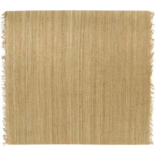 Surya Jute Natural Rug – 8′ Square