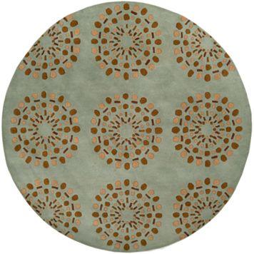 Surya Bombay Medallion Rug - 8' Round