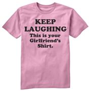 Jester Keep Laughing Tee