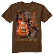 Taboo Electric Guitar Tee