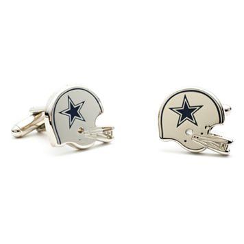 Dallas Cowboys Retro Helmet Cuff Links